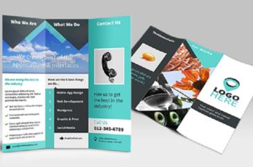 Разработка и изготовление продающей рекламной брошюры